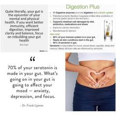 Make our digestion plus part of your daily routine. Your gut will thank you! #arbonne30daystohealthyliving #arbonnedetox #arbonnedigestionplus #healthygut #arbonne