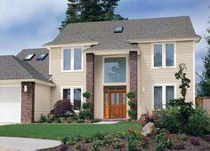 Alside Charter Oak Monterey Sand Pro Home Services