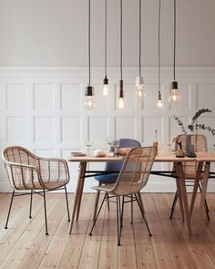 10 Dining Room projects to inspire your Home Design Ideas | Visit www.homedesignideas.eu for more inspiring images