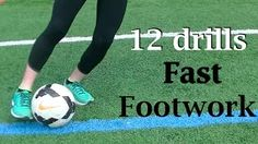 Fast Feet Home Soccer Workouts - YouTube