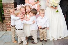 19 Ways to Keep Kids Entertained at Your Wedding