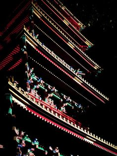 Five-story Pagoda of Tōshō-gū, Nikko, Japan