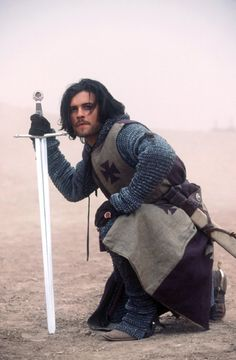 Kingdom of Heaven (2005) - Balian de Ibelin - played by Orlando Bloom
