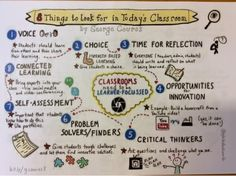 What is need in the classroom