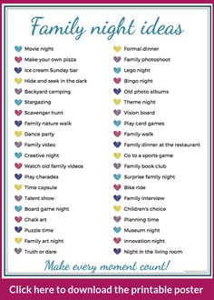 The ultimate list of the best family night ideas Inside: Discover 40 easy and fun family night ideas that you and your kids will love! They are great for building connection and having fun together! There is no easier way to build a happy Family Games, Family Activities, Family Family, Happy Family, Family Fun Night, Jamel, Family Video, Family Home Evening, Family Bonding