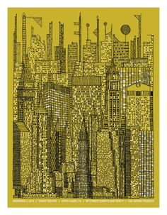 Interpol: Tower Theater, New York, NY; Nov. 4, 2010