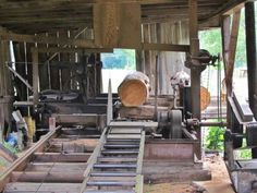 86 Best old sawmills images in 2019