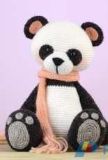My Krissie Dolls - Kristel Droog - My Little Panda Bear -  Dutch