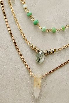 Bohemian Jewelry #anthrofave