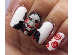 Diseños de Halloween para tus uñas | ActitudFEM
