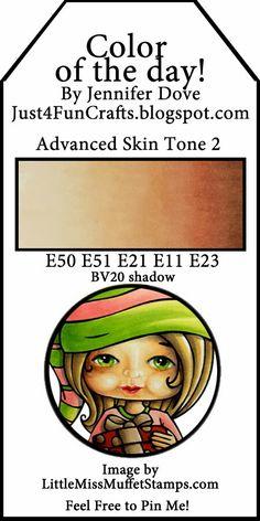 Advanced skin tone 2