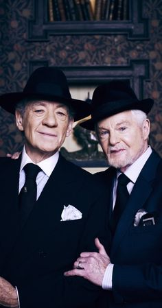 Vicious (TV Series 2013– ) Sir Ian and Sir Derek.  Very funny!