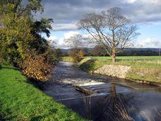 River Eden near Kirkby Stephen