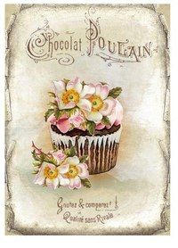 63 ideas for flowers vintage printable decoupage