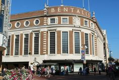 Bentalls, Kingston upon Thames. Nan took me to see Santa in his grotto at Xmas. The Toy Dept. was amazing ! Richmond Upon Thames, Kingston Upon Thames, Guernsey, Historical Images, London Photos, Local History, Surrey, Childhood Memories, Places Ive Been