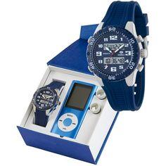 CEAS UNISEX B35285/12 cu MP4+CASTI+CABLU   #Accesorii, #Accesoriiunisex, #B3528512, #Ceas, #Ceasuri, #Ceasuriunisex Casio Watch, Smart Watch, Watches, Smartwatch, Wristwatches, Clocks