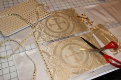 Ecclesiastical Sewing   Adventures in Sewing for the Church and Vestment Making