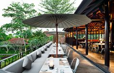 Uma Cucina. Uma by COMO Ubud, Bali, Indonesia. © COMO Hotels and Resorts