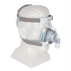 Respironics TrueBlue Nasal CPAP Mask & Headgear DuoPack