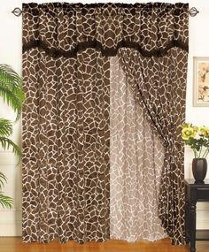 Giraffe Animal Curtain Set w/ Valance/Sheer/Tassels KingLinen,http://www.amazon.com/dp/B003MYPLLE/ref=cm_sw_r_pi_dp_LOMHtb0DF8KW220M