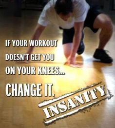 Lives up to it's name! #beachbody #Insanity #Shawn T beachbodycoach.com/brandyhamilton