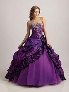 fotos de quinceanera en mexico | Vestidos de Quinceañera 2012 Vestidos de Quinceañera color violeta ...