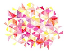 Mac Background Triangles