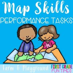 Map skills map and globe venn diagram compare contrast here are 2 map skills performance tasks that i created and used with my first grade ccuart Choice Image