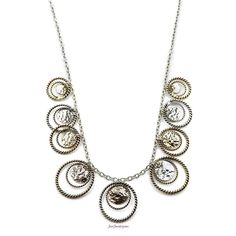 Moonstruck - Necklace $24  (N-011015 - What's Not to Love - pg. 13)