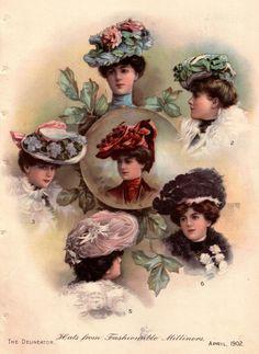 ~ 1902 Cover Art ~