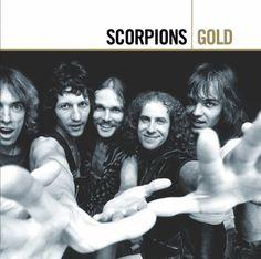 scorpions GOLDEN ALBUM