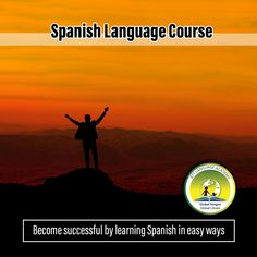 Get expert training in Spanish today. Join our career oriented Spanish language course in Kolkata with all-time trainer support and interview training. Spanish Language Courses, Interview Training, Global Citizen, Learning Spanish, How To Introduce Yourself, Easy, Spanish Courses, Learn Spanish, Study Spanish
