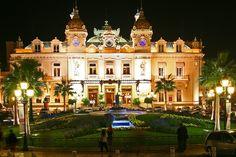 19 Octobre 2013 - Monaco - casino de Monte-Carlo
