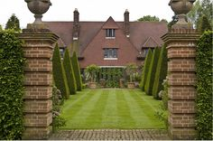 East Ruston Old Vicarage Gardens, Norfolk