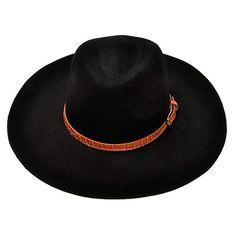ZLYC - Cappello Fedora - Donna Marrone marrone Taglia unica:Amazon