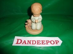 Now I Lay Me Down To Sleep Enesco 1987 Lucie Attwell Figurine Memories Yesterday Find me at www.dandeepop.com
