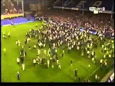 El mejor festejo de gol de la historia !