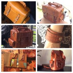 LittleLeatherLab- handmade genuine leather goods created with love and accuracy.