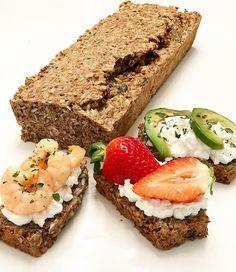 Zdravý chlebík z ktorého sa nebudete vedieť nabažiť ! Vynikajúci aj na slano aj na sladko.