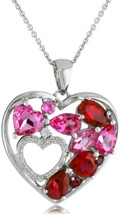 ruby necklaces 13