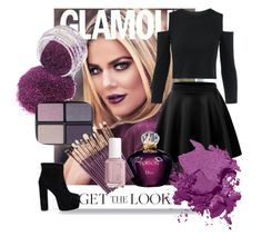 """""""Glamour"""" by saint-germain on Polyvore featuring Christian Dior, Bobbi Brown Cosmetics, Tom Ford and Essie"""