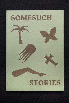 It's Nice That | Somesuch publishes its first print compendium of essays and short fiction