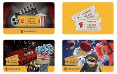 With all the great holiday movies coming out, a movie pass is a great gift idea.