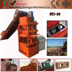 Source SY1-10 thailand soil interlocking brick machine/compressed earth blocks machines/clay brick making machine on m.alibaba.com