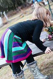 Ravelry: Geometric Skirt pattern by Elena Nodel