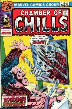 Chamber of Chills (1972 Marvel) 22
