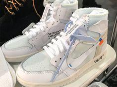 "f17bc13b384a Pierwsze dokładne zdjęcia Off-White x Air Jordan 1 ""White"""