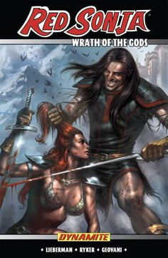 DYNAMIC FORCES® - RED SONJA: WRATH OF THE GODS VOLUME 1 TPB