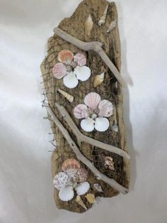 large driftwood wall sculpture