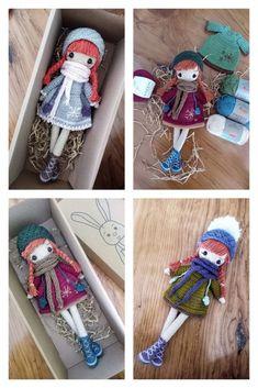 Amigurumi Baker Lily Doll Free Pattern Amigurumi Doll, Amigurumi Patterns, Crochet Patterns, Red Lily, Hello Dear, Doll Head, Stitch Markers, Crochet Hooks, Free Pattern